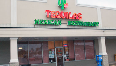 Tequilas Mexican Restaurant Mount Vernon Indiana